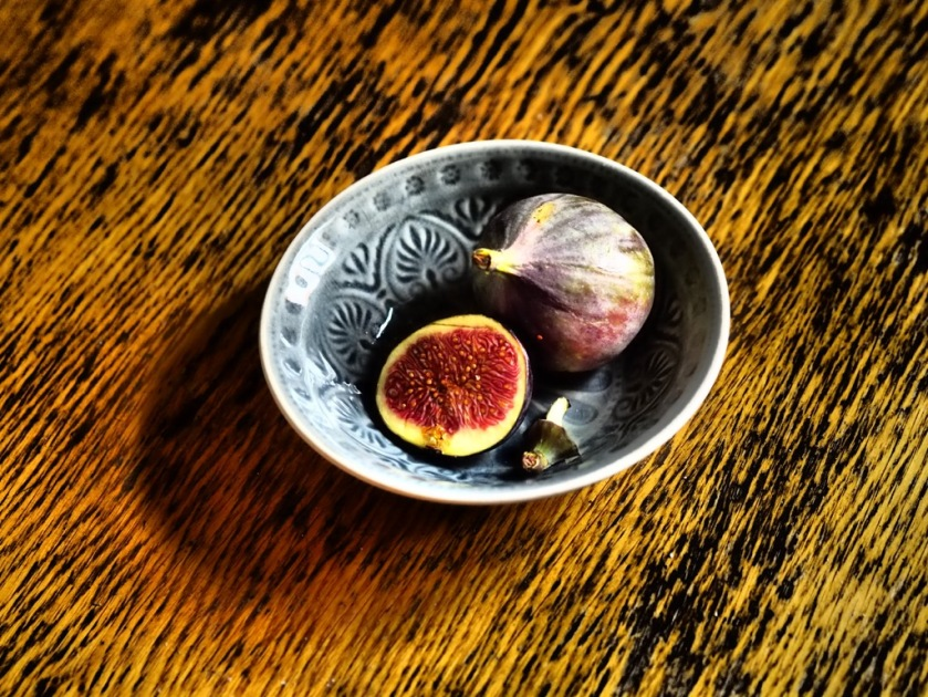 Still Life at Theda's (Figs..)