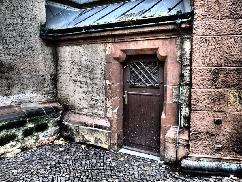 Side door, Nikolaikirche